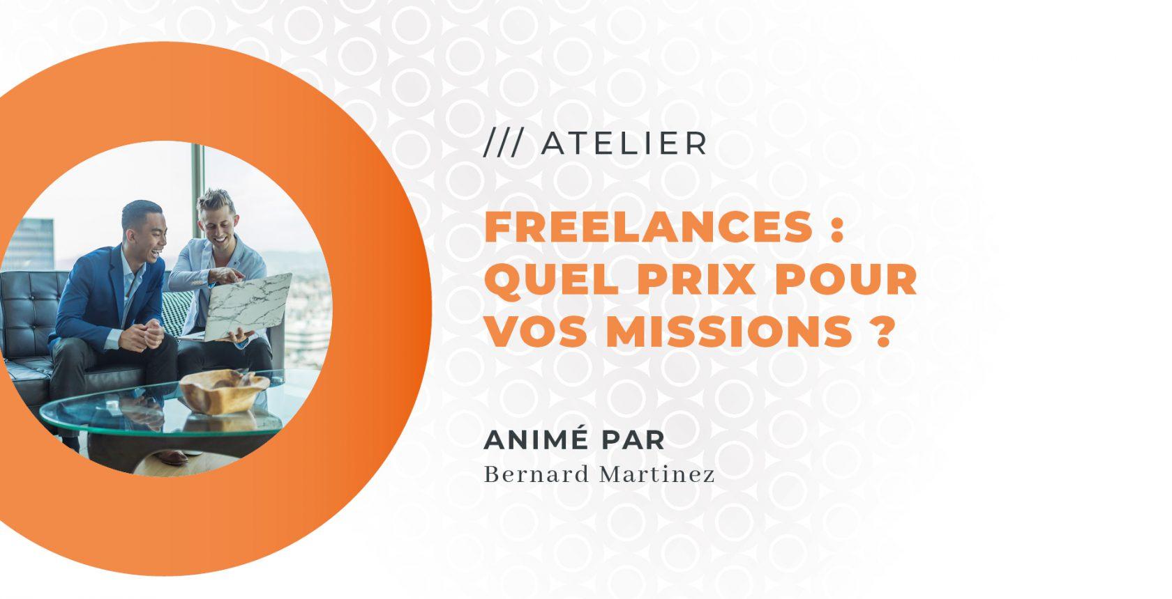 Freelance : Quel PRIX pour vos missions ?