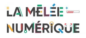 logo melee numerique