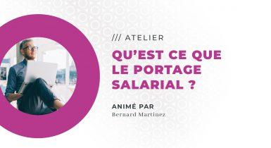 WEBINAR : Freelances, découvrez le portage salarial !